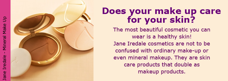Jane Iredale Mineral Make Up